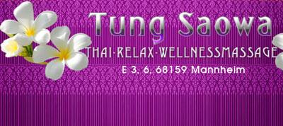 Tungsaowa Thaimassage Mannheim